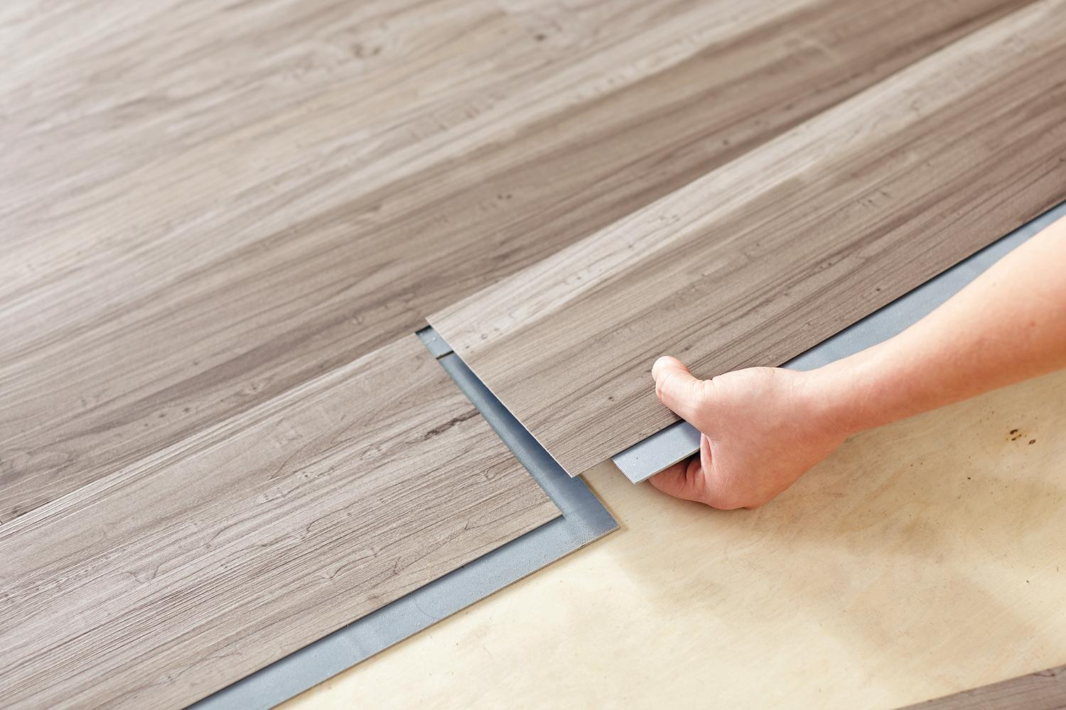 Floor Smart Vinyl Flooring In Ladysmith